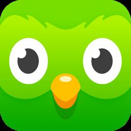 เรียนภาษาอังกฤษฟรี แอพพลิเคชัน Duolingo